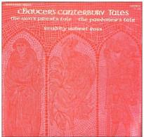 * LP * CHAUCER - THE CANTERBURY TALES: THE PARDONER´S TALE / THE NUN´S PRIEST´S TALE (USA Ex!!!) - Verzameluitgaven