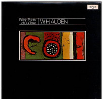 * LP * BRITISH POETS: W.H. AUDEN (poems Read By The Author) (UK 1974 Ex!!!) - Collector's Editions