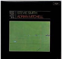 * LP * BRITISH POETS: STEVIE SMITH & ADRIAN MITCHELL (poems Read By The Author) (UK 1973 Ex!!!) - Collector's Editions