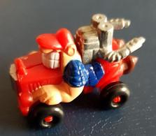 Ü-Ei - Dragster Racing 1996 - John Mc.Truck Ohne  BPZ - Ü-Ei