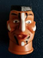 Ü-Ei - Das Große Palaver 1997 - Indianer Flinker Fluß Mit  BPZ - Ü-Ei
