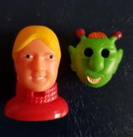Ü-Ei - Die Lustige Halloween Party - Kind Mit Maske Zum Abnehmen Mit BPZ - Ü-Ei
