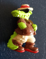 Firma Bahlsen - Krokodil Ohne BPZ - Diddl & Ü-Eier