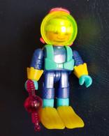 Ü-Ei - Ferraerospace 1998- Aquanaut Mit Betäubungsharpune Incl. BPZ - Ü-Ei