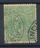 Australie N°24 - 1913-36 George V: Heads