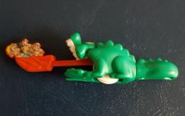 Ü-Ei - Keine Angst Vor Grossen Tieren - Kroko Ruderregatta Auf Dem Nil Incl.BPZ - Maxi (Kinder-)