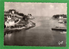 29 Douarnenez-Estuaire De Paul-David.Vue Générale Du Port.Tréboul CPSM  Dentellée 15X10 CmEDIT GREFF  X - Douarnenez