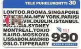 990 Tele - Finlande
