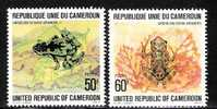 N° 621/622. ** - Cameroun (1960-...)