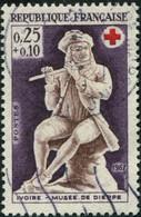 Pays : 189,07 (France : 5e République)  Yvert Et Tellier N° : 1540 (o) - Frankreich