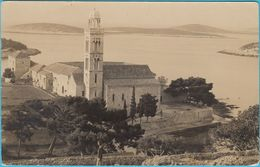 HVAR ( Lesina ) - Franjevacki Samostan ( Croatia ) * Franciscan Monastery Franziskanerkloster Convento Francescano - Croazia