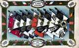 HONNEUR A NOS HEROS LES 9 TROPHEES PRIS AU 1er JANVIER 1915 - Patrióticos