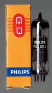 Lampe TSF Philips PCL805 - Tubes