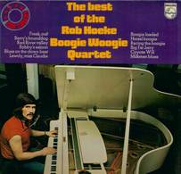 * LP * THE BEST OF THE ROB HOEKE BOOGIE WOOGIE QUARTET (Dutch 1972) - Strumentali