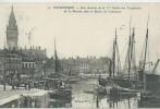 59, Nord, DUNKERQUE,Une Division De La 2éme Flotille Des Torpilleurs De La Manche Dans Le Bassin Du Commerce, Scan Recto - Dunkerque