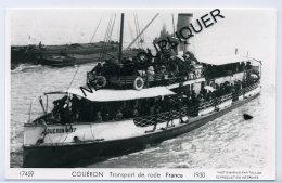"""5306 - Transport De Rade """"COUERON"""" (1930) - Commerce"""