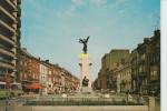 Charleroi Monument Aux Morts Et Avenue De Waterloo - Charleroi