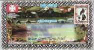 Entier / Stationery / PS - Aérogramme N°1 De Wallis Et Futuna (Oblitéré à Mata Utu En 2007) - Aerogramas