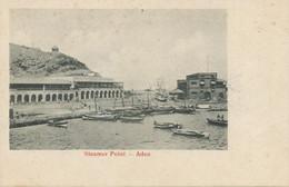 Aden Steamer Point - Yemen