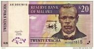 """**2004** 20 Kwacha """"MALAWI""""  1er Juin 2004  UNC  Bc106 - Malawi"""