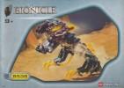 Plan Lego Technic 8538  Bionicle - Plans