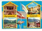 10142 Tirol Olympiastadt Innsbruck . 1964 1976 Risch-lau . A718 - Autriche
