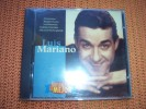 LUIS  MARIANO  °°°°  SUPLEMENTE  LO  MEJOR   Cd    14  TITRES - Music & Instruments