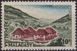 MADAGASCAR Poste 365 * MH Ranomafana - Madagascar (1960-...)