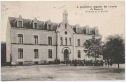LA BREILLE - LES PINS : Colonie De La Breille  Groupe D Enfants - France