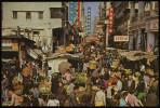 An Open-air Market In Kowloon, Hong Kong - Cina (Hong Kong)