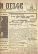 Viktoria Caillou-qui-Bique Verhaeren Indochine Dachau Zatopek Reiff Olympic Acou Bruyland Lyra Boxe Roy Romaine Waremme - Kranten