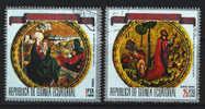 DE GUINEA ECUATORIAL 1973 / Mi.Nr: 245,251 / GE 16. - Guinea (1958-...)