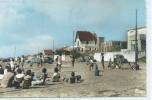 85, Vendée, NOTRE DAME De MONTS, Jeux Sur La Plage,CPSM, Scan Recto-Verso - Altri Comuni