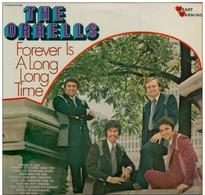* LP * THE ORRELLS - FOREVER IS A LONG LONG TIME (Canada 1972 Ex-!!!) - Gospel En Religie