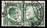 1941 REGNO FRATELLANZA D´ARMI 25 C. (SASS454) - 1900-44 Vittorio Emanuele III