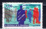 F Frankreich 1998 Mi 3274 Ombudsmänner - Frankreich