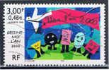 F Frankreich 1999 Mi 3402 Zukunft Auf Briefmarken - Frankreich