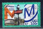 F Frankreich 1999 Mi 3433 Metro - Frankreich