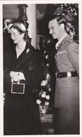 Grand Duke  Jean And Princess Josephine Charlotte Of Luxembourg ( Rood 7381 - Case Reali