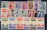 Maroc 1931..1950, Poste Aérienne, Petit Lot Avec Charnières  Cote 25 E - Morocco (1956-...)