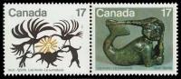 Canada (Scott No. 867a - Inuits) [**] Horz. - Indiens D'Amérique