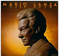 * LP * MARIO LANZA - PURE GOLD (USA 1978 Ex-!!!) - Vinylplaten