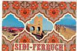 10550 SIDI FERRUCH - Souvenirs 3 Vues RE AR TLEMCEM - Algérie