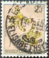 Pays : 131,1 (Congo Belge)  Yvert Et Tellier  N° :  313 (o) - Congo Belge