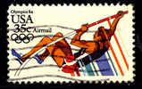 ETATS-UNIS D´AMERIQUE - Yvert -  PA 106 - Cote 1 € - Ete 1984: Los Angeles
