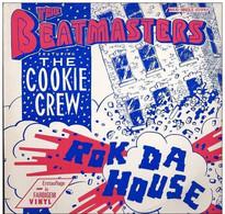 "* 12"" * BEATMASTERS Featuring The COOKIE CREW - ROK DA HOUSE (Coloured Vinyl. 1987 Ex-!!!) - Dance, Techno En House"