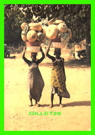 BENIN, AFRIQUE - PROVINCE DU BORGOU - N'DALI - JEUNES FEMMES  - CIRCULÉ EN 1984 - - Benin