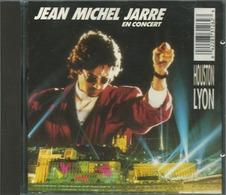 CD JEAN MICHEL JARRE EN CONCERT HOUSTON LYON - Sin Clasificación