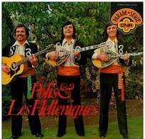 * LP * POLIS & LES HELLENIQUES  (Holland Ex!!! ) - Country En Folk