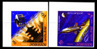 JORDANIE - Yvert -  489/93** N.D.  Bdf -  Cote 27.50 € - Asia